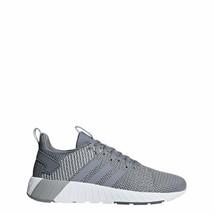 Adidas Herren Questar Byd Schuhe Grau/Weiße Sportschuhe - $87.95