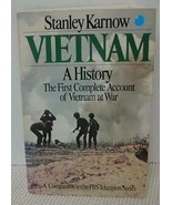 VIETNAM - A HISTORY - FIRST COMPLETE ACCOUNT by Stanley Karnow PBS TV Se... - $11.63