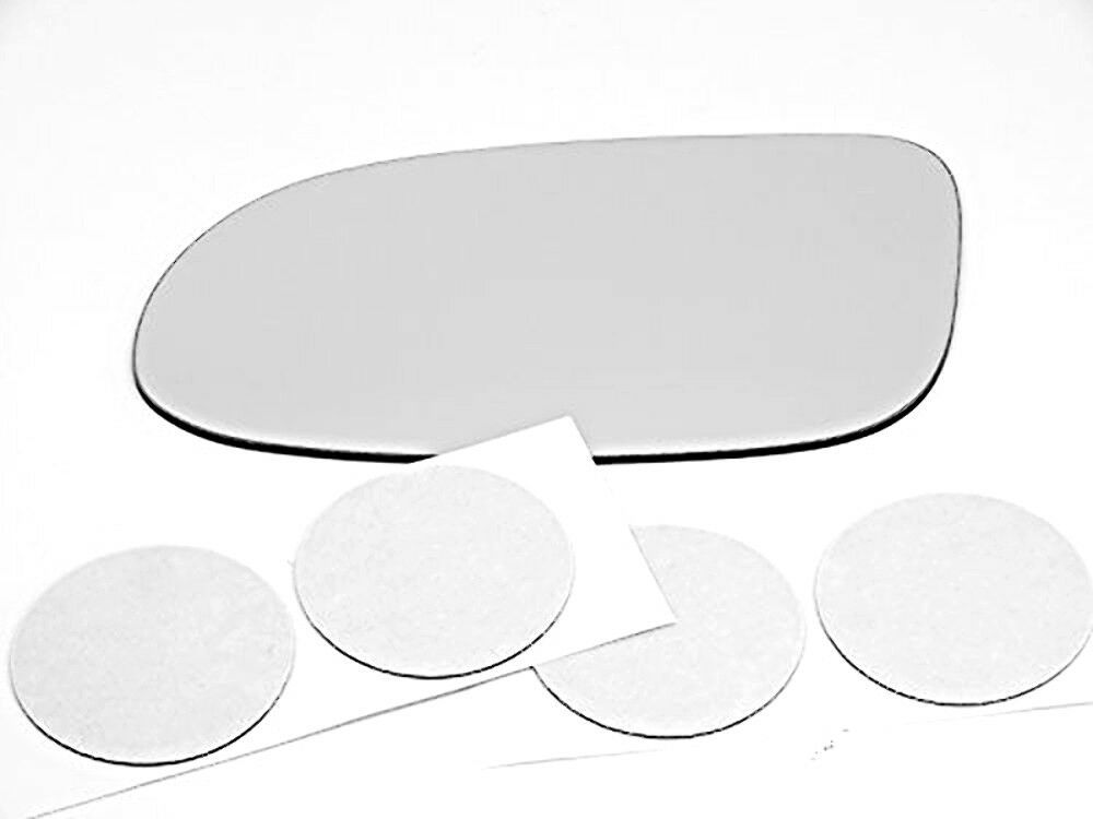Primary image for Left Driver Side Mirror Glass Lens for  99-04 MB SL & SLK Class w Adhesive