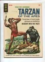TARZAN #154 1965-GOLD KEY-EDGAR RICE BURROUGHS-VF/NM - $59.60