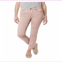 Buffalo David Bitton Women's flat Front Mid Rise Jeans 12/32/Pink - $39.99