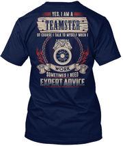 Teamster Hanes Tagless Tee T-Shirt - $24.00
