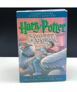 HARRY POTTER JK Rowling cassettes audiobook Prisoner of Azkaban unabridg... - $19.78