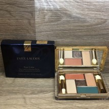 Estee Lauder Pure Color Eyeshadow Palette 5 Shades 40 Baltic Sun Full Size New! - $21.95
