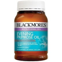 Blackmores Evening Primrose Oil 1000Mg Capx190 by Blackmores LTD - $22.44