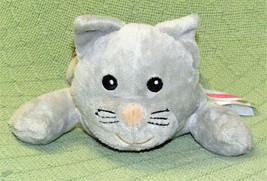 Vmelissa & Doug Cuddle Cat Grey Plush Vet Set Pet Care Replace Stuffed Kitten - $11.88