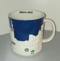 SHANGHAI / STARBUCKS Mug / Coffee / Tea / 2015 / Home Office Decor - $43.55