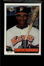 1993 FLEER EXCEL #6 CURTIS GOODWIN NM-MT - $0.98