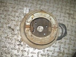 YAMAHA 1997 250 TIMBERWOLF 2X4 LEFT FRONT BRAKE ASSEMBLY  (BIN 43)  P-20... - $25.00