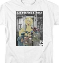 123 Sesame Street Since 1969 T-shirt educational TV series graphic tee SST138 image 3