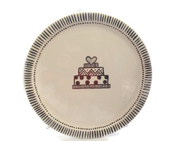 M Bagwell Ceramic Cake Platter - New and in Gift Giving Box - £7.71 GBP