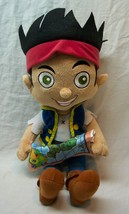 "Disney Jr. Jake And The Neverland Pirates Jake Pirate 15"" Plush Stuffed Toy - $19.80"