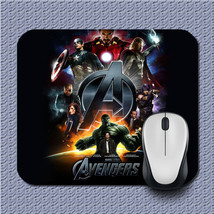 Avenger Logos Mouse pad New Inspirated Mouse Mats Ac8 - $6.99