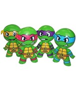 ALL 4  NINJA TURTLE CHARACTER  mask TMNT inflatable toy - $40.95