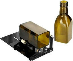 AGPtek machine cut glass bottle square and round for crafts - $113.32