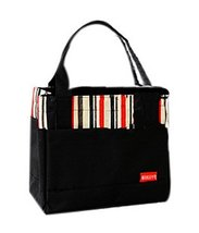 Student Lunch Bag Large Tote Bag Lunch Container Snacks Holder With Zipp... - $12.75