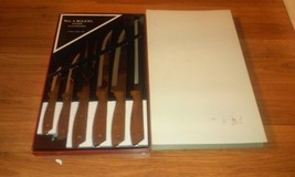 Wm. A. Rogers Cutlery From Oneida 6-Piece Chef's Set In Original Packagi... - $11.29
