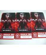 Tom Cruise in The Mummy Collectible IMAX Movie Tickets - $10.00