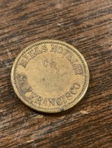 "antique SAN FRANCISCO CALIFORNIA ""MILLS NOVELTY CO"" SLOT MACHINE ARCADE ... - $4.99"
