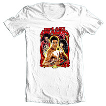 The Last Dragon T-shirt retro 1980's movie 100% cotton graphic tee karate image 2