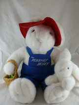 "The Runaway Bunny Rabbit Plush with Baby Bunny & Basket 18"" - $23.75"