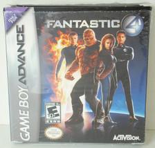 Fantastic 4 Game Boy Advence[GBA] - $13.21
