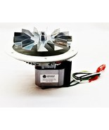 Breckwell Pellet Stove Combustion Exhaust Blower Fan Motor Kit. A-E-027 ... - $108.99