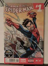 The Amazing Spider-Man #1A  2014 - $5.18