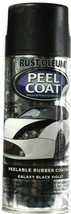1 RUST-OLEUM Spray Peel Coat Peelable Rubber Coating Galaxy Black Violet... - $15.99