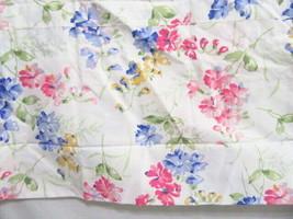 Laura Ashley Floral Multi 88 x 15 Window Valance - $34.00