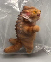 Max Toy Flocked Golden Brown Negora Mint in Bag image 6