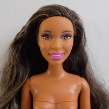 Barbie AA Swappin Styles Fashionista Doll African American Smiling Face - $24.74
