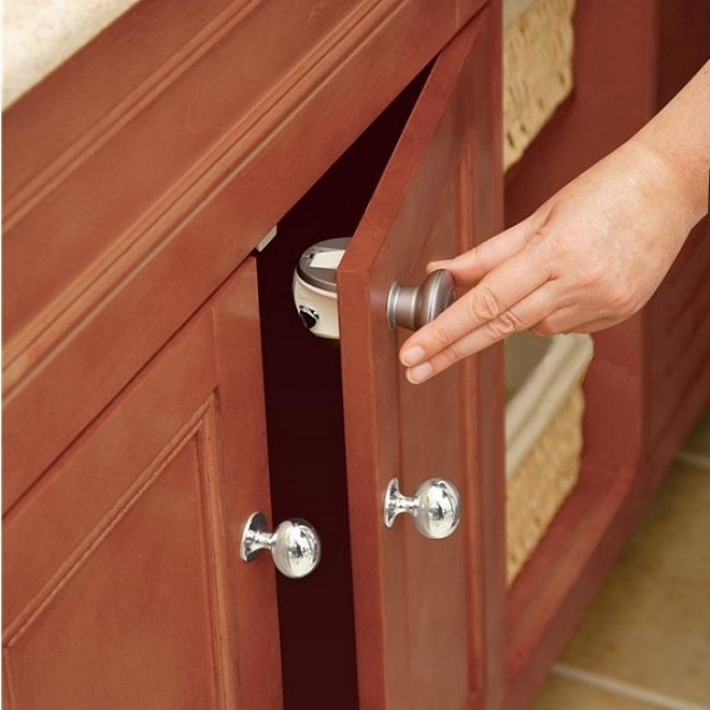 Safety 1st Magnetic Lock (pack Of 2) #hhd