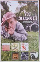 Vic Chesnutt Essential Recordings 11 x 17 music promo poster - $10.95