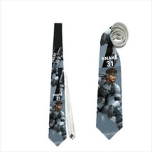 necktie supersmash snake neck tie - $22.00