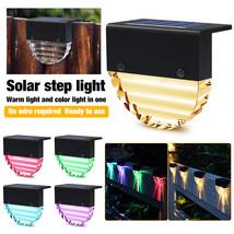 Arc 4/8Pcs Solar Garden Outdoor Led Light Landscape String Lamp Waterpro... - $35.59+
