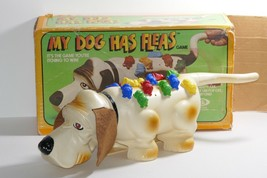 Ideal 1979 My Dog Has Fleas Action Toy Game w/ Box - $33.24