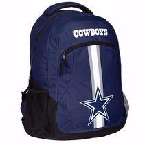 NFL Dallas Cowboy Team Logo Backpack (school, Work, Travel)  - ₹4,445.56 INR
