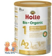 Holle A2 Organic Infant Cow Milk Formula Stage 1 800g Free Shipping - $54.95
