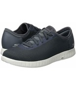 SKECHERS MENS ON THE GO GLIDE CASUAL SHOES CHARCOAL 53820 - $44.99