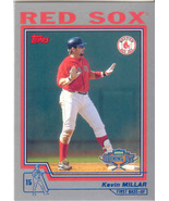 Kevin Millar ~ 2004 Topps Opening Day #9 ~ Red Sox - $0.20