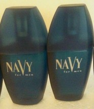 *NEW*  ( 2 ) NAVY by Dana for Men Cologne Spray 1.7 oz Each With Cap FREE SHIP - $19.95