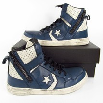 Converse John Varvatos JV Weapon Zip Sneaker YOUTH Kids 342974C Size 2  - $39.95