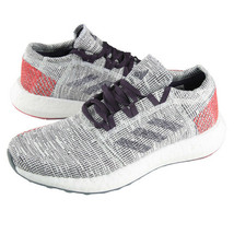 Adidas PureBoost GO Women's Running Shoes Sports Athletic Gray B75826 - $105.99
