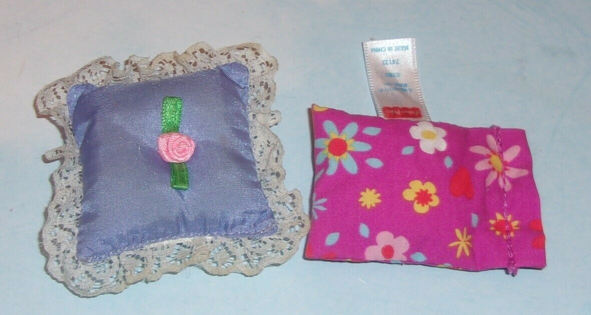 Primary image for Lot 2 Fisher Price Dollhouse Loving Replacement Family Pillows