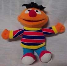 "Sesame Street  ERNIE 8"" Plush STUFFED ANIMAL Toy Mattel 2003 - $15.35"