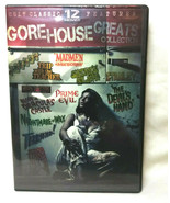 The Gore house Greats Collection DVD  2009  3 Disc Set 12 movies - $8.86