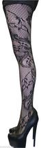 Sock Snob 40 Denier Opak Design Strumpfhose in Einer Größe 8-14 uk,36-42... - $8.81