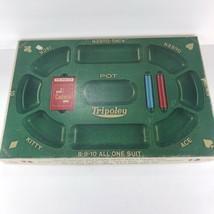 Vintage 1968 CADACO Tripoley Special Edition No.300 Board Game Cards - $39.59