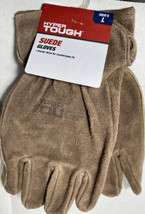 Hyper Tough Suede Gloves Mens Large New With Tags - £14.45 GBP
